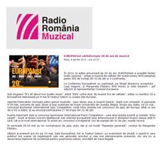 Radio romania muzical online dating